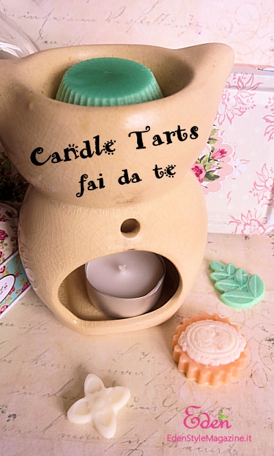 candle tarts ricetta