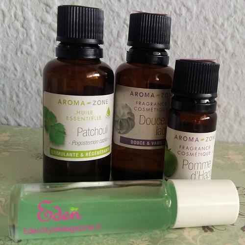 fragranza fai da te mela verde