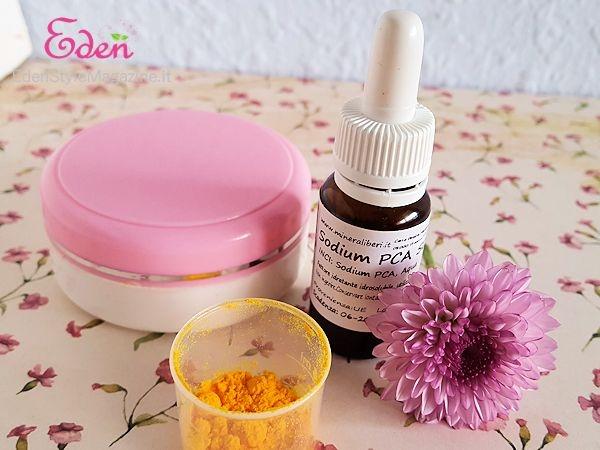 crema fai da te antiage q10 sodium pca