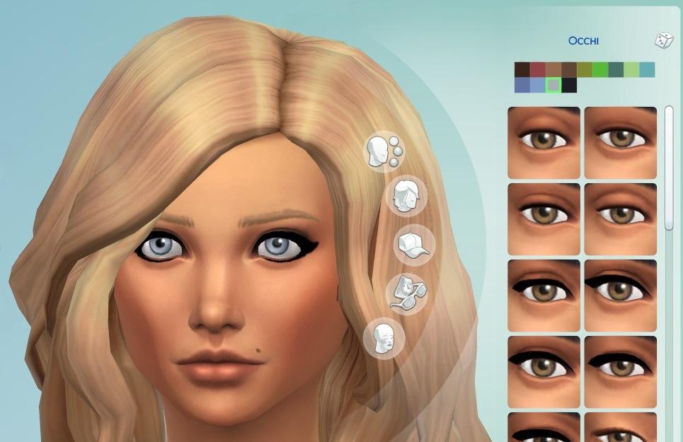 Cosmetici fai da te e creativit - Occhi colori diversi ...