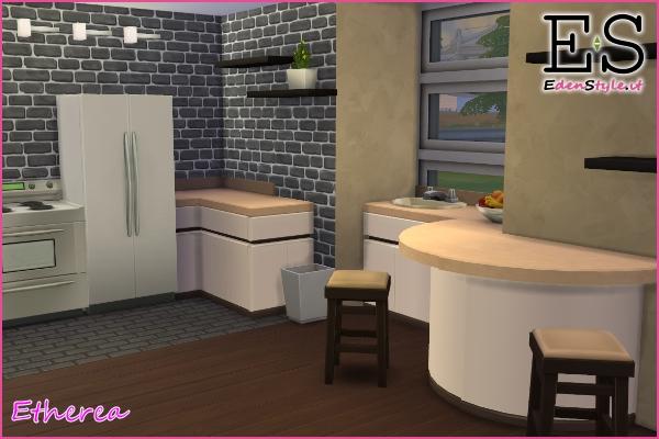 Cosmetici fai da te e creativit for Sims 4 modelli di casa moderna